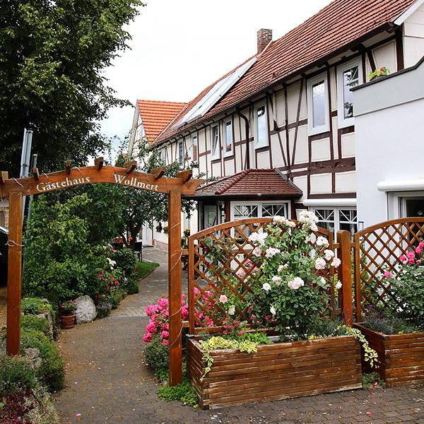 Ferienwohnungen Bad Widungen Reinhardshausen
