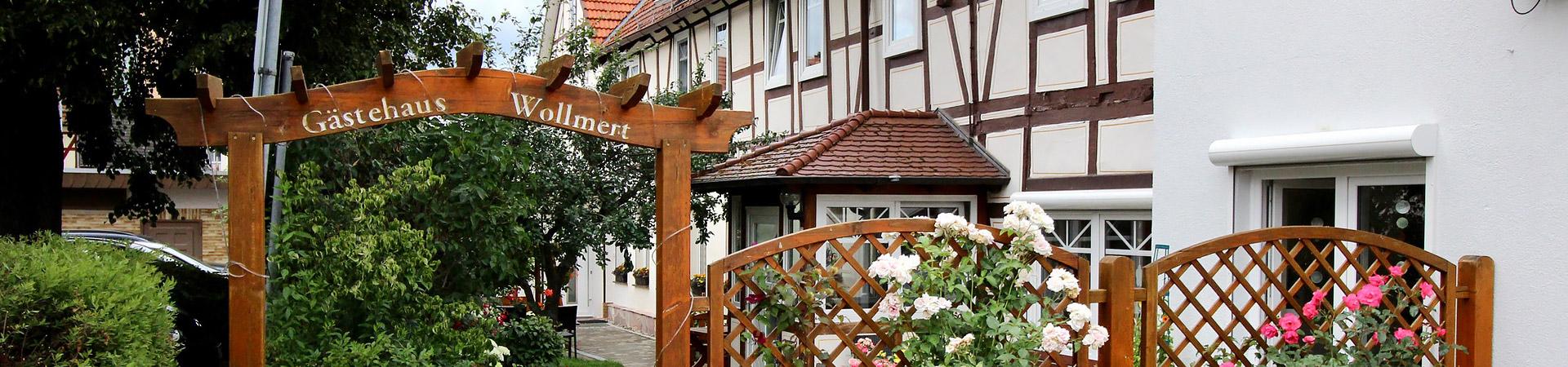 Gästehaus Wollmert Reinhardshausen